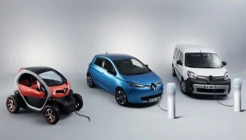 20 millones de euros para vehículos de energías alternativas.