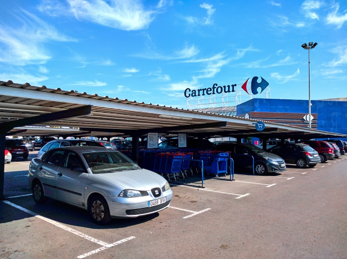 Carrefour  Optimizacion Ruras