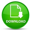 Download (document icon) special green round button