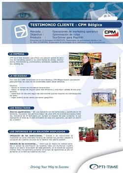 Ejemplo-CPM-Optimización de Rutas